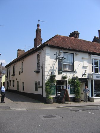 The Star Inn Ringwood: Market Place