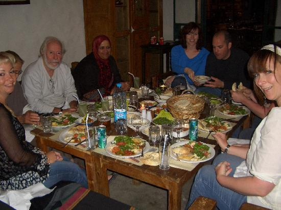 Haret Jdoudna: Our mass of food!