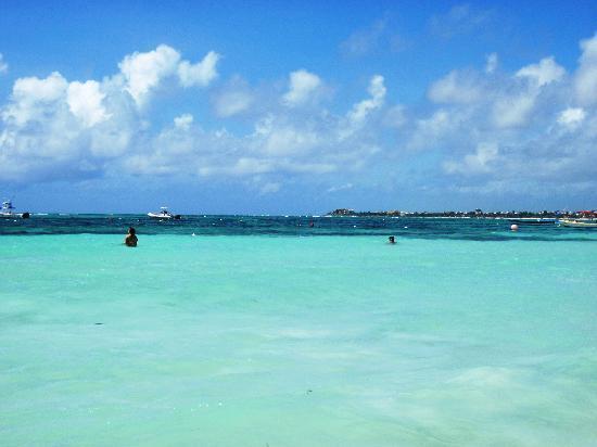 Plage d'Akumal: Akumal Beach