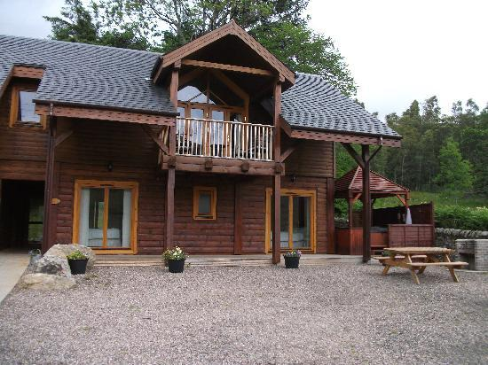 Glen Clova Hotel: Kirkton Lodge - Glen Clova