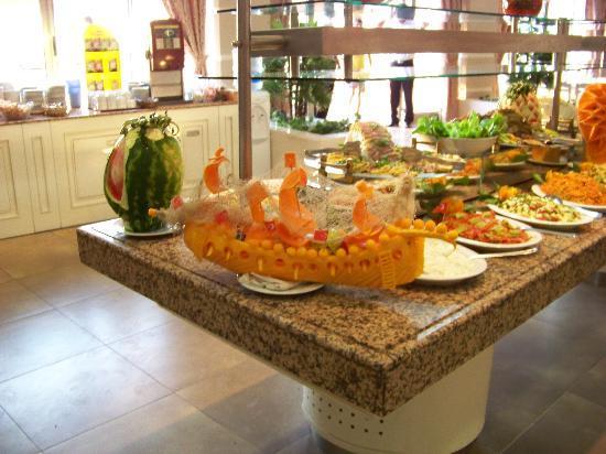 Can Garden Beach Hotel: The food