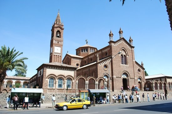 Cathedral of Asmara