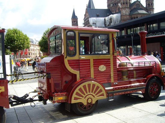 Mainz, Germany: Gutenberg-Express