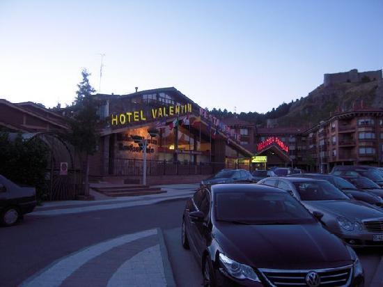 Aguilar de Campoo, Spain: Hotel