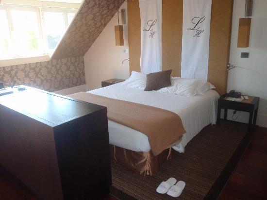 Heritage Avenida Liberdade Hotel: le lit