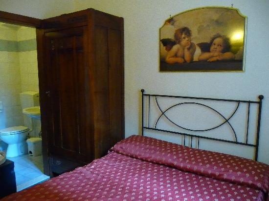 Relais Il Campanile: Habitación nº1, Rafaello
