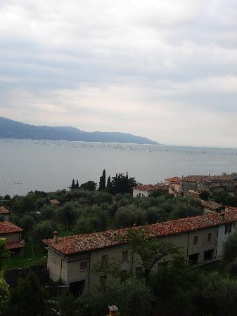 Hotel Villa Europa: Blick von unserer Terrasse