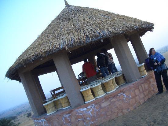 Khimsar, India: Tea Time