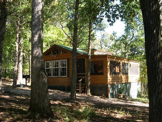 Rim Rock's Dogwood Cabins: Deer Run Cabin