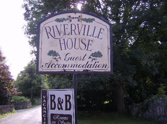 Riverville House: Best B&B