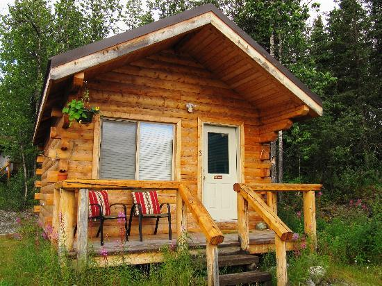 Denali Highway Cabins: Our Cabin