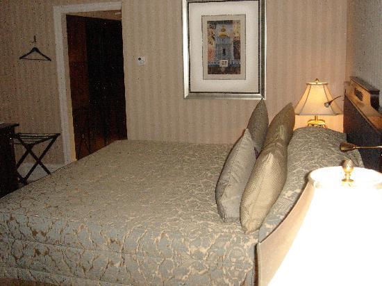 InterContinental Kiev : Bedroom
