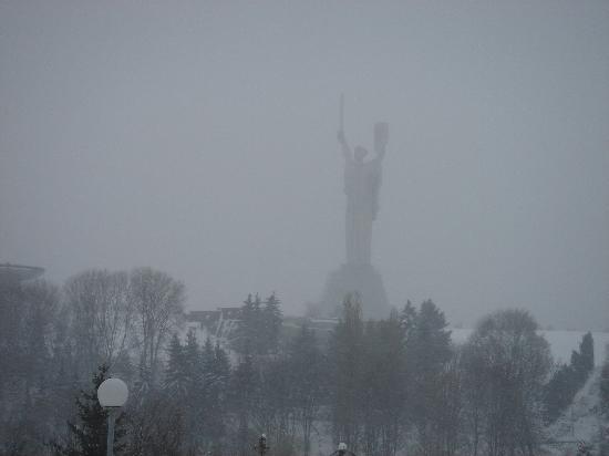 InterContinental Kiev : Unofficial symbol of Kiev