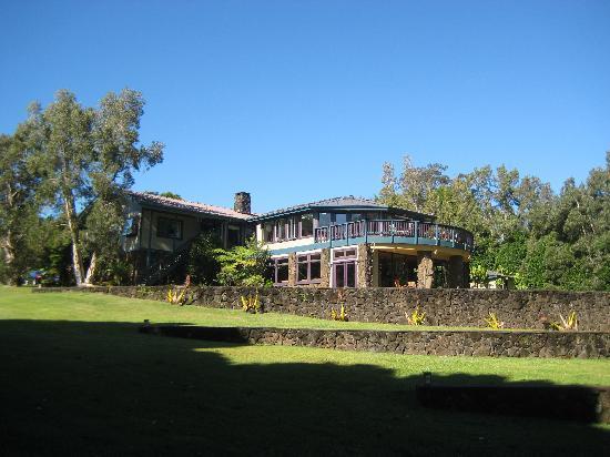 Waianuhea Bed & Breakfast: Main House
