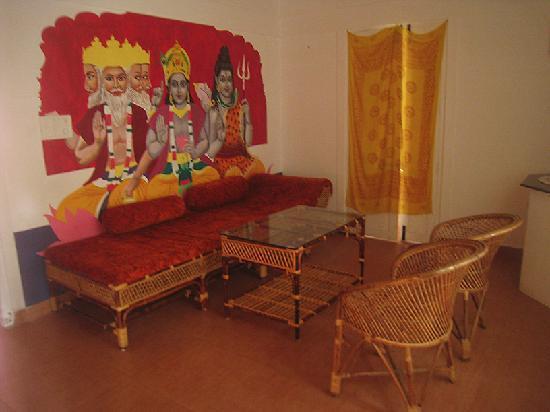 Shiva Garden: Apartment living room