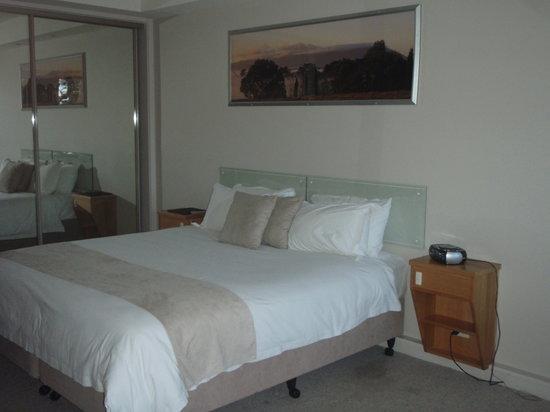 Macedon, Australia: The standard room