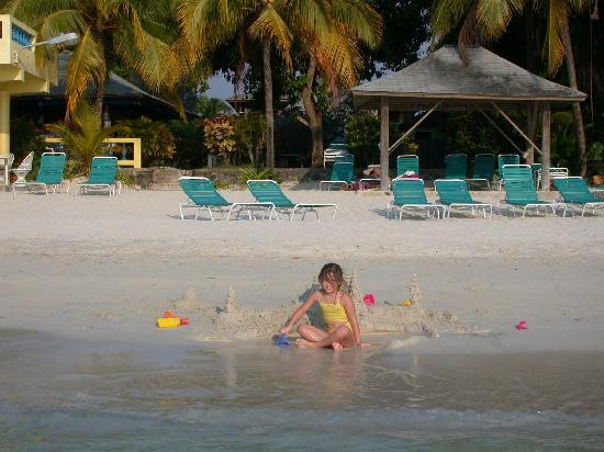White Sands Negril: One the beach