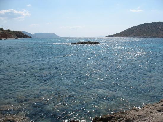 Anavyssos, Greece: good snorkling