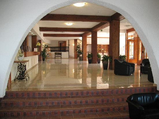 Eden Beach Resort Lobby