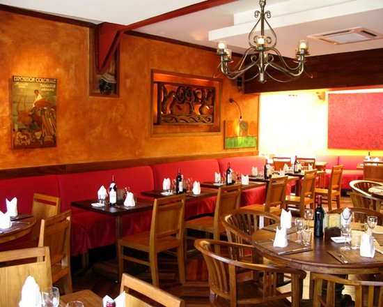 KUDeTA: Restaurant