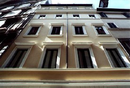 Palazzo Olivia: Il palazzo