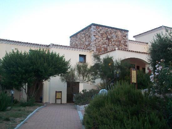 Alba di Luna Club Hotel: interno del villaggio