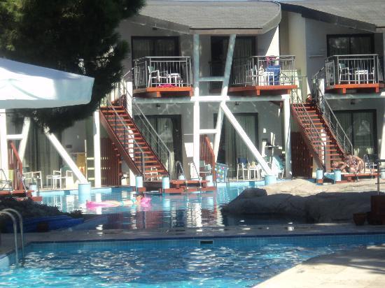 Beautiful Swim Up Room Foto Van Cornelia De Luxe Resort