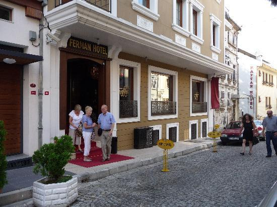 Ferman Hotel: A great little hotel
