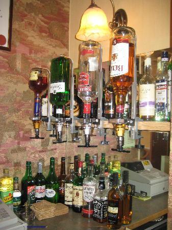 Ivydene Guest House: Licensed Bar Area