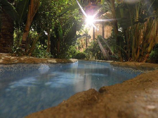 Playacalida Spa Hotel: rio rapido
