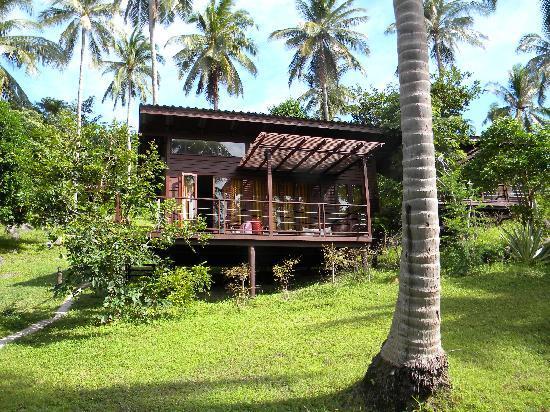 Haadtien Beach Resort : Le hideway villa