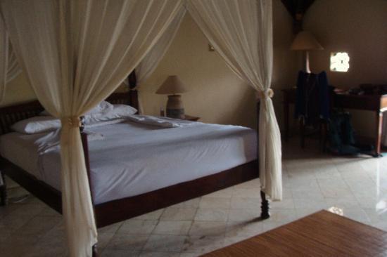 Rumah Bali : Chambre