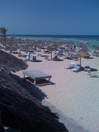 Midoun, Tunisia: Plage