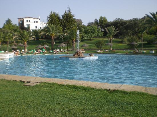 Barcelo La Bobadilla : piscina