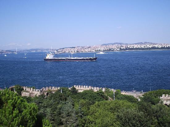 May Hotel Istanbul: bosphore