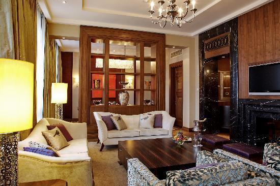 Corinthia Hotel St. Petersburg : Royal suite