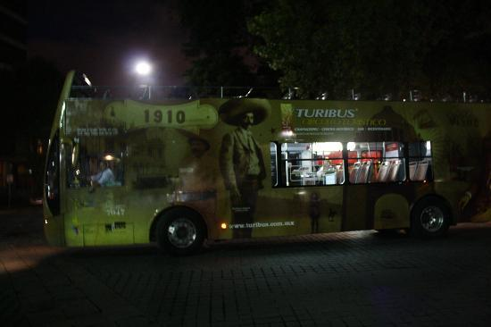 Turibus: The Bus