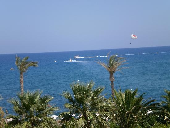 Eri Beach & Village: vue sur la mer