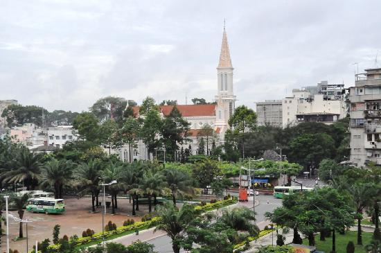 Bich Duyen Hotel : View from the window