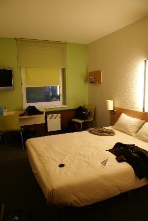 Ibis Budget Krakow Bronowice : camera da letto