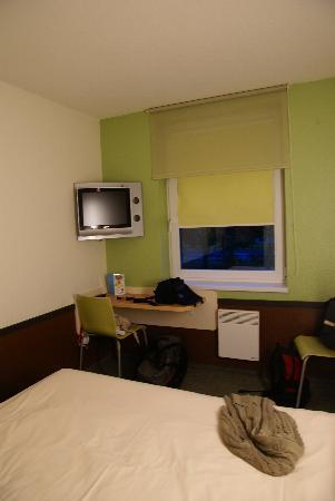 Ibis Budget Krakow Bronowice: camera da letto