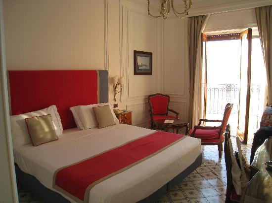Grand Hotel Ambasciatori: Room