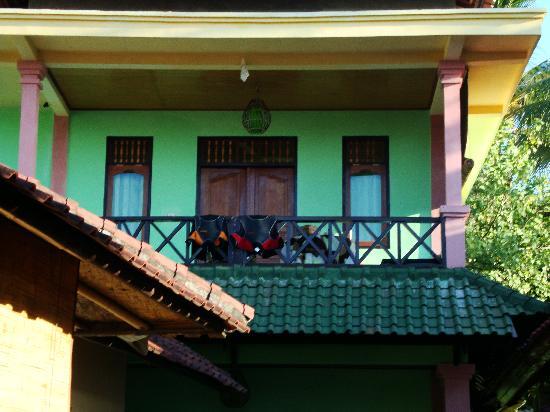 Blue Star - Bali: unser Zimmer