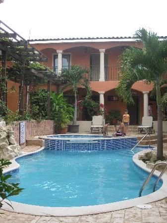 Posada de Don Juan : swimming pool