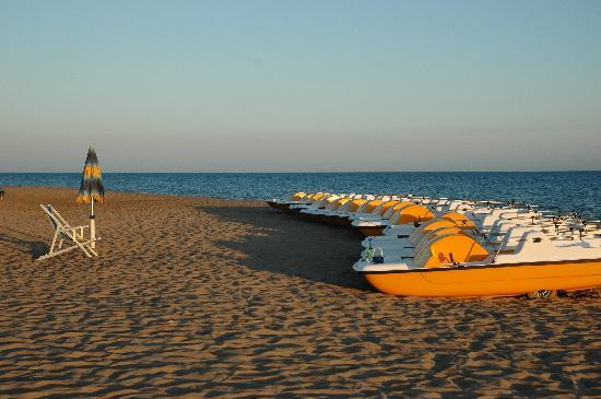 Serenusa Village : Spiaggia