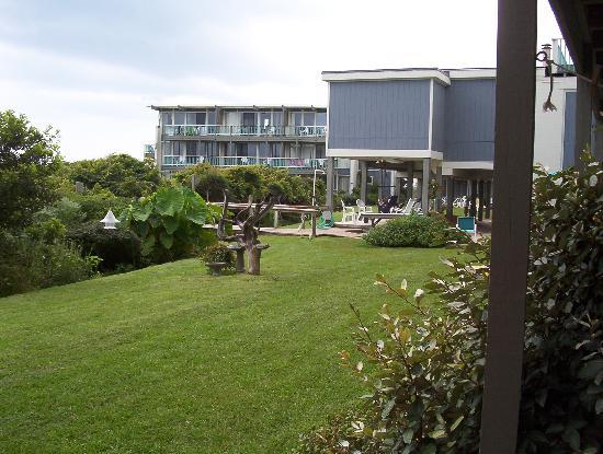 Atlantis Lodge: Our 1st floor view