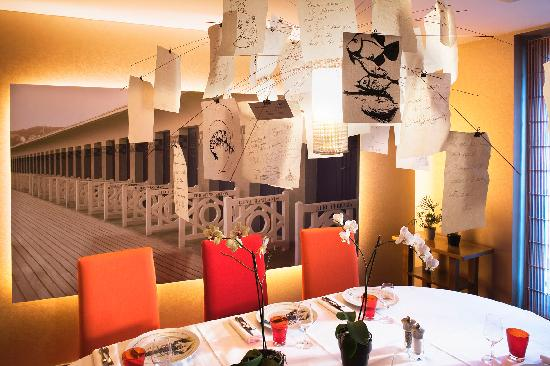 Jarrasse: Le salon Deauville
