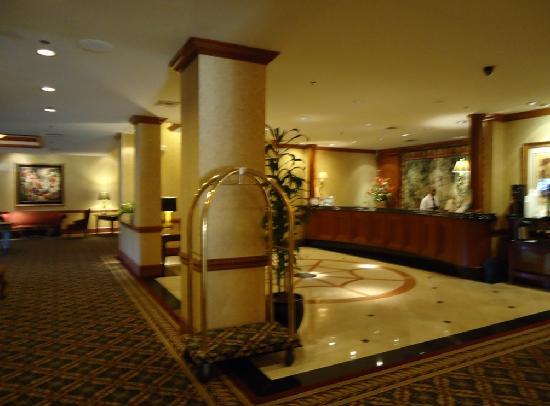 Hilton Northbrook: Lobby