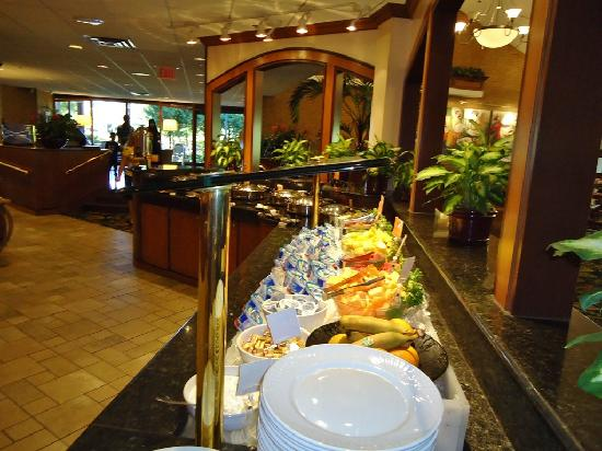 Hilton Northbrook: Breakfast buffet