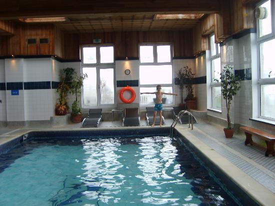 The Atlantic Hotel: Pool area